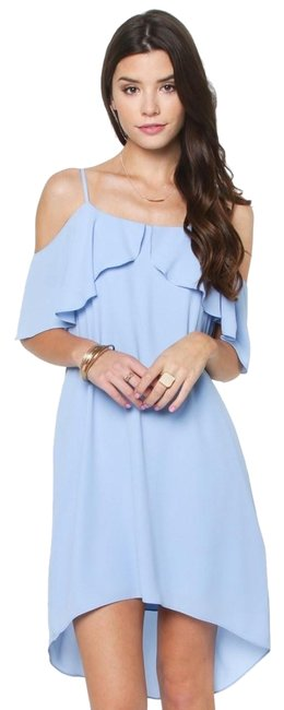 Preload https://item4.tradesy.com/images/everly-blue-short-casual-dress-size-8-m-23174273-0-1.jpg?width=400&height=650