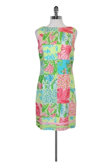 Preload https://img-static.tradesy.com/item/23174317/lilly-pulitzer-short-casual-dress-size-4-s-0-0-650-650.jpg