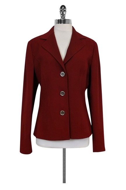 Preload https://item5.tradesy.com/images/dolce-and-gabbana-red-blazer-size-10-m-23174334-0-0.jpg?width=400&height=650
