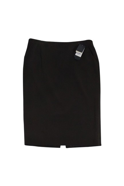 Giorgio Armani Pencil Skirt brown