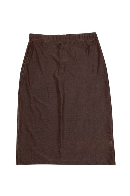 Preload https://item4.tradesy.com/images/brown-knee-length-skirt-size-2-xs-23174463-0-0.jpg?width=400&height=650