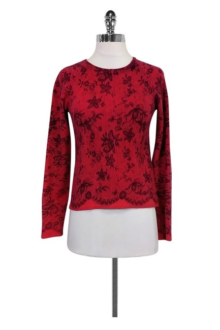 Preload https://item5.tradesy.com/images/rebecca-taylor-pink-sweaterpullover-size-8-m-23174464-0-0.jpg?width=400&height=650