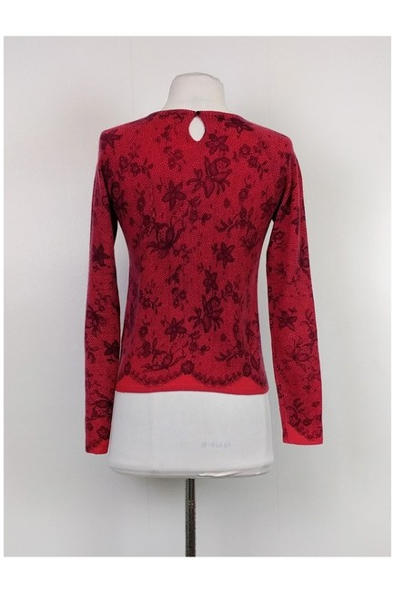 Rebecca Taylor Floral Sweater