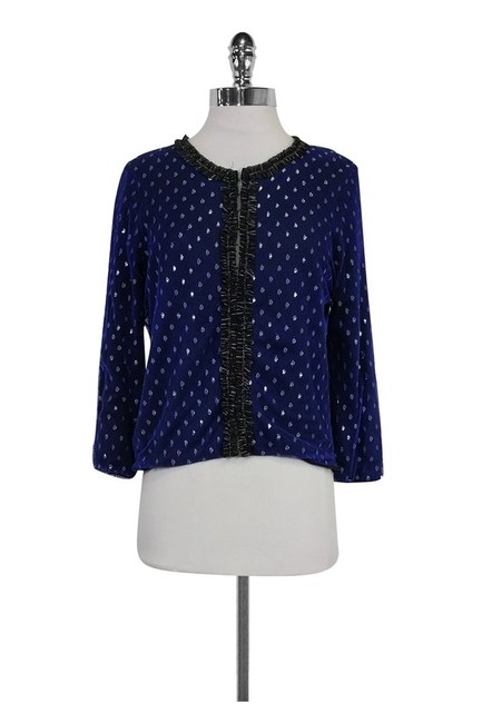 Preload https://img-static.tradesy.com/item/23174482/marc-jacobs-purple-cardigan-size-12-l-0-0-650-650.jpg