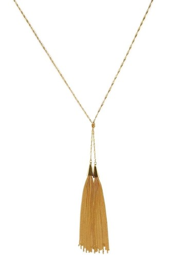 Preload https://item3.tradesy.com/images/gold-necklace-23174572-0-0.jpg?width=440&height=440