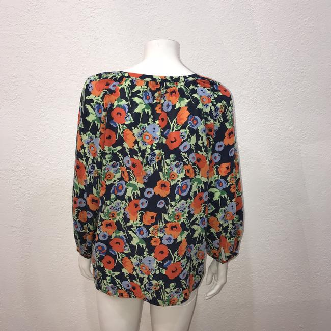 Joie Silk Floral Tunic