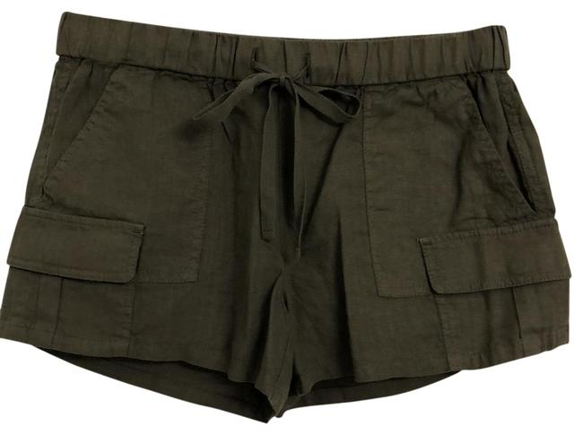 Item - Olive Green Shorts Size 4 (S, 27)