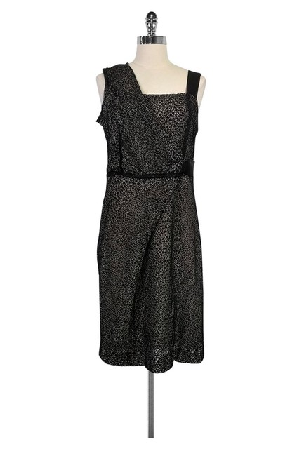 Preload https://img-static.tradesy.com/item/23174658/ports-1961-black-short-casual-dress-size-10-m-0-0-650-650.jpg