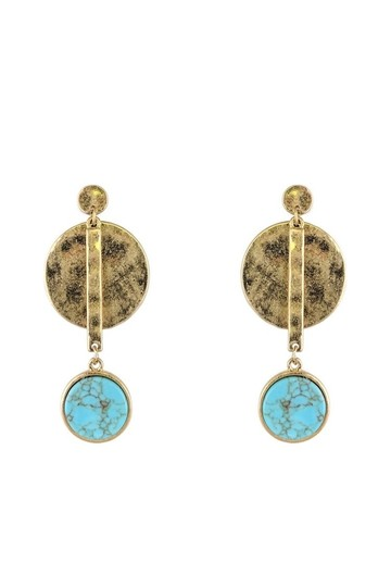 Preload https://item2.tradesy.com/images/gold-earrings-23174686-0-0.jpg?width=440&height=440