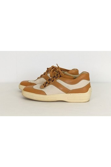Tod's Tan Sneakers cream Pumps
