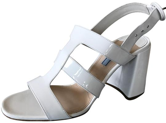 Preload https://img-static.tradesy.com/item/23174771/prada-white-85mm-patent-caged-sandals-size-us-9-regular-m-b-0-1-540-540.jpg