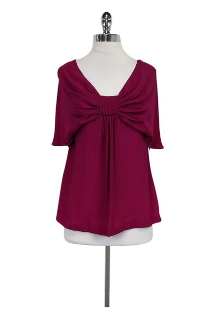 Preload https://item3.tradesy.com/images/robert-rodriguez-pink-blouse-size-8-m-23174827-0-0.jpg?width=400&height=650