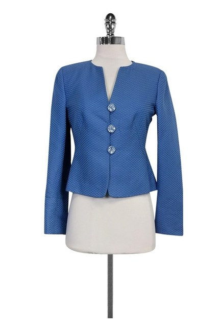 Preload https://item1.tradesy.com/images/armani-collezioni-blue-blazer-size-4-s-23174845-0-0.jpg?width=400&height=650