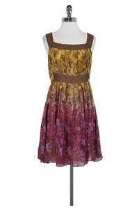 Anna Sui short dress Multicolor Ombre Print on Tradesy