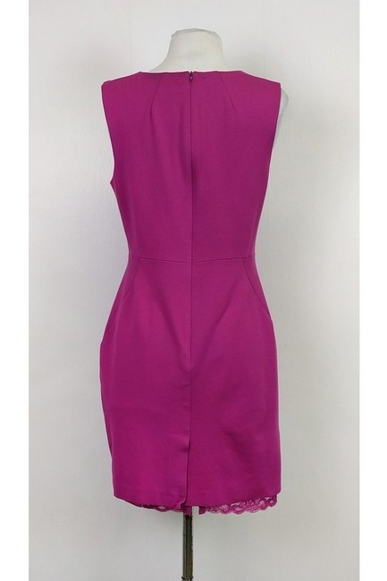 Trina Turk short dress pink Sleeveless on Tradesy