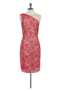 Erin Fetherston short dress Pink Lace on Tradesy