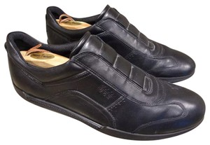 Ecco Comfortable All Leather Man Black Formal
