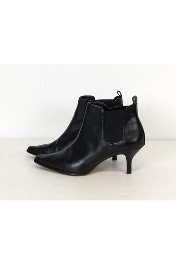 Donald J. Pliner Pointed Black Boots