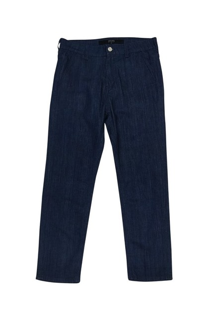 Escada Sport Dark Wash Denim Straight Leg Jeans