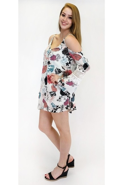 En Crème short dress Keep The Compliments Coming on Tradesy