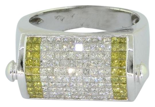 Preload https://item2.tradesy.com/images/white-men-14k-solid-gold-invisible-set-princess-cut-diamond-ring-23175146-0-1.jpg?width=440&height=440