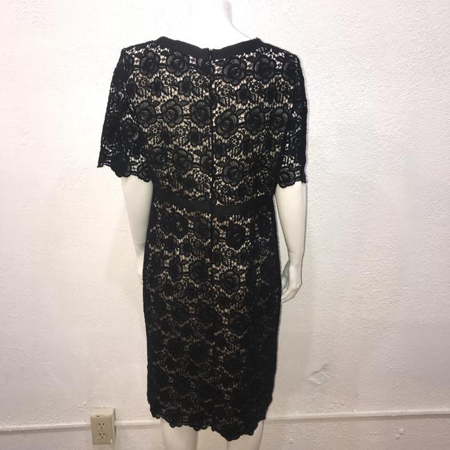 Ecaille short dress Black Lace Floral on Tradesy