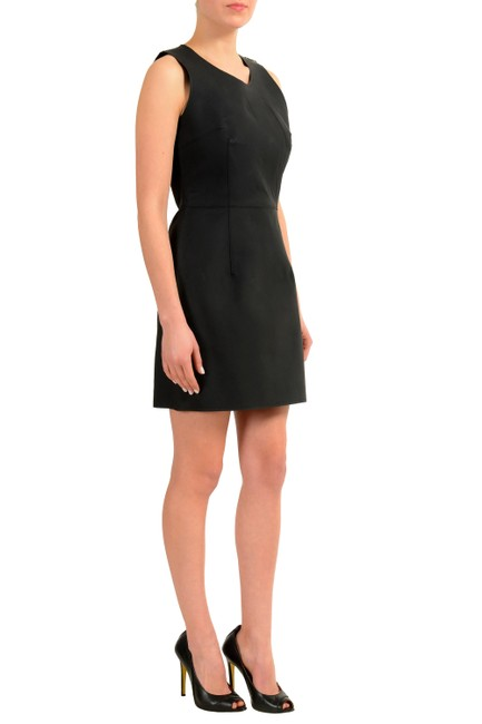 Maison Margiela short dress Black on Tradesy