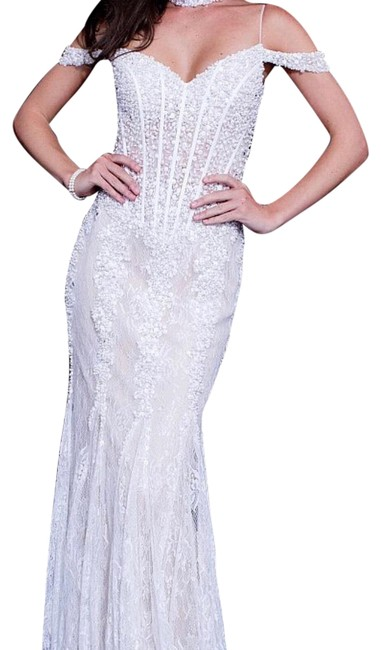 Preload https://item1.tradesy.com/images/jovani-ivory-55251-long-formal-dress-size-8-m-23175240-0-1.jpg?width=400&height=650
