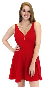 Preload https://item4.tradesy.com/images/red-short-casual-dress-size-4-s-23175253-0-1.jpg?width=400&height=650