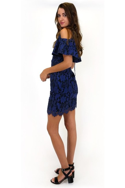Ark & Co. short dress Laced With Laces on Tradesy