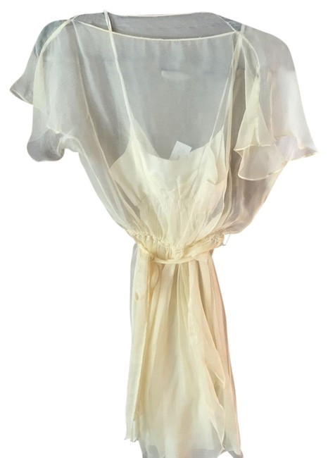 Preload https://item1.tradesy.com/images/miguelina-off-white-mid-length-cocktail-dress-size-2-xs-23175315-0-1.jpg?width=400&height=650