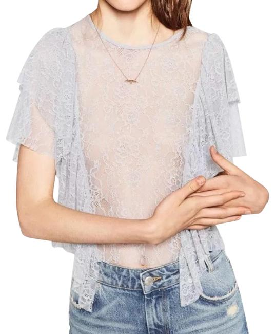 Preload https://item4.tradesy.com/images/zara-pink-grey-lace-crop-blouse-size-8-m-23175368-0-1.jpg?width=400&height=650