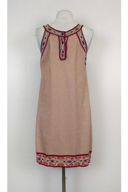 Missoni Pink Short Casual Dress Size 8 (M) - Tradesy b8e30de81