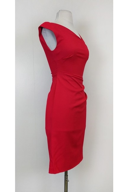 Philosophy short dress red By Alberta Ferretti on Tradesy