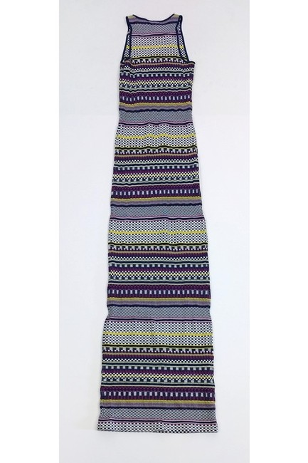 Maxi Dress by Torn by Ronny Kobo Multicolor Tribal Maxi