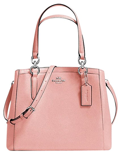 Preload https://item1.tradesy.com/images/coach-minetta-in-57847-pink-blush-leather-cross-body-bag-23175410-0-1.jpg?width=440&height=440