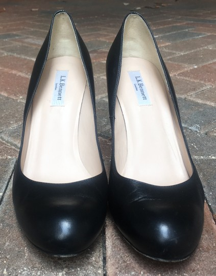 L.K. Bennett Leather black Pumps
