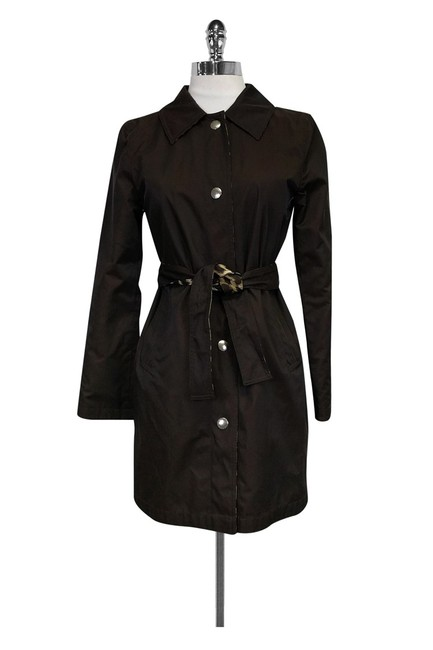 Michael Kors Reversible brown Jacket