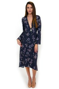 Maxi Dress by Olivaceous The Bellflower Maxi