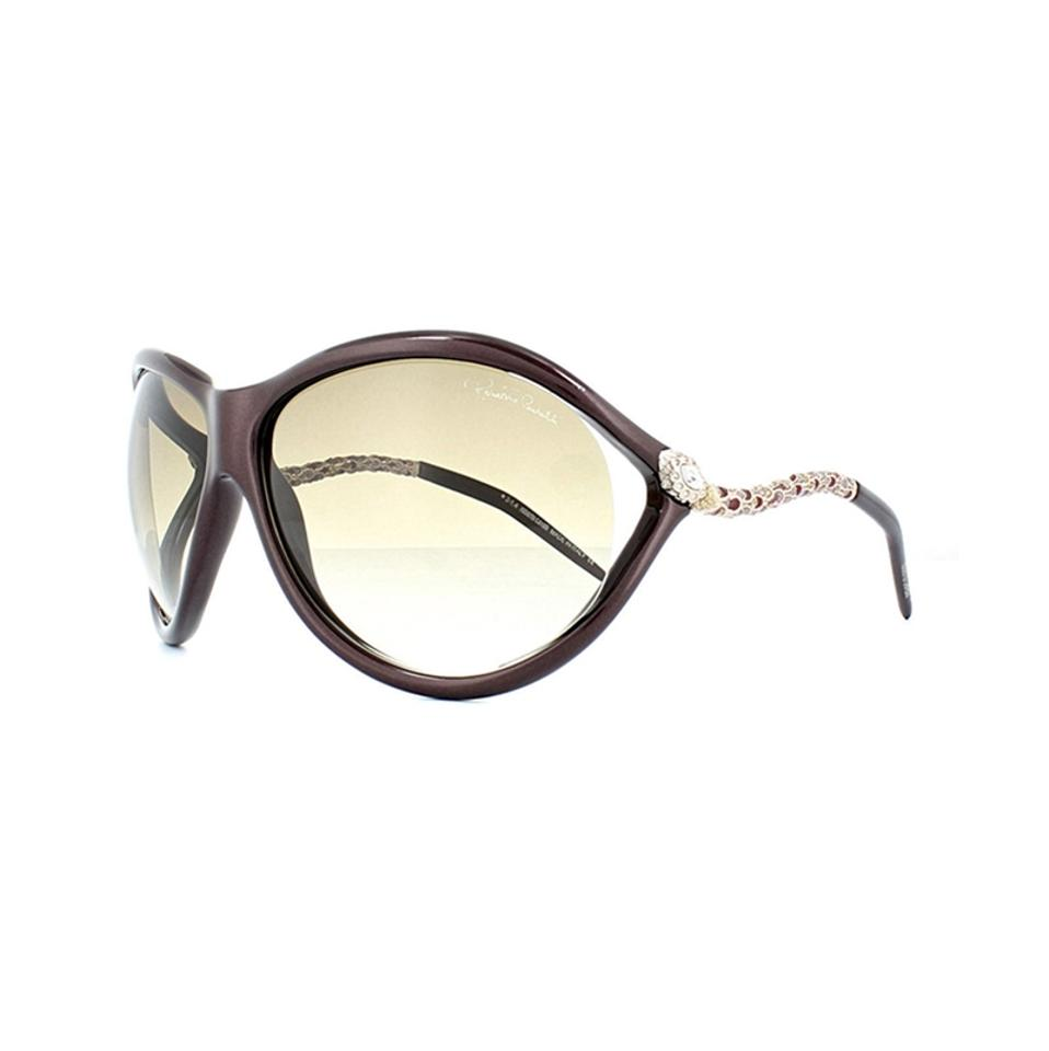 Roberto Cavalli Dark Brown & Brown New Women Rc853s 71f Frame Lens ...