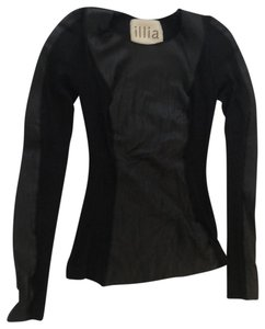 Illia Top black