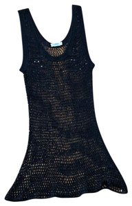 Shine Top Black
