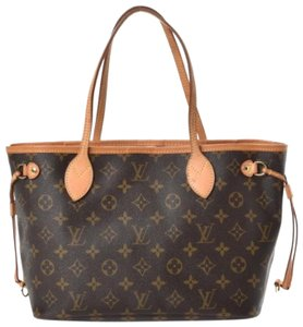 Louis Vuitton Monogram Neverfull Tote