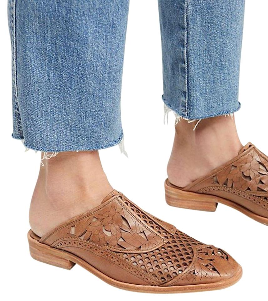 6689b573d52 Free People Paramount Slip On Loafer Mules Slides Size EU 38 (Approx ...