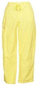 Lauren by Ralph Lauren Capri/Cropped Pants Yellow