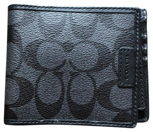Coach Men's Coach Signature Wallet