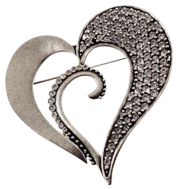 Item - Silver Heart Pendant Dated 2010