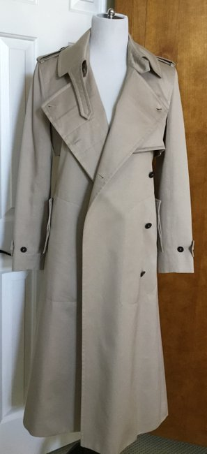 Saint Laurent Trench Coat Image 3