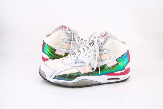 "Item - * Multi Air Trainer Sc High Prm Qs ""Hyper Punch"" Sneakers Shoes"