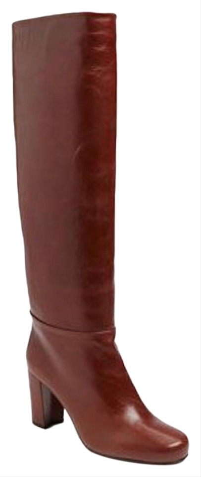 3e38e466258 Stuart Weitzman Brown New Toujours Leather Boots Booties. Size  US 8.5  Regular (M ...